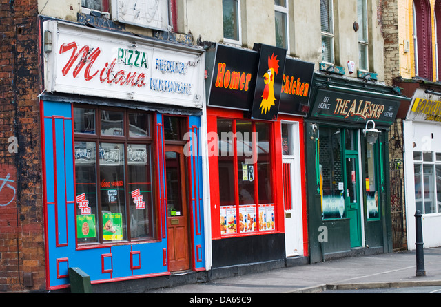 Fast Food Business For Sale In West Yorkshire