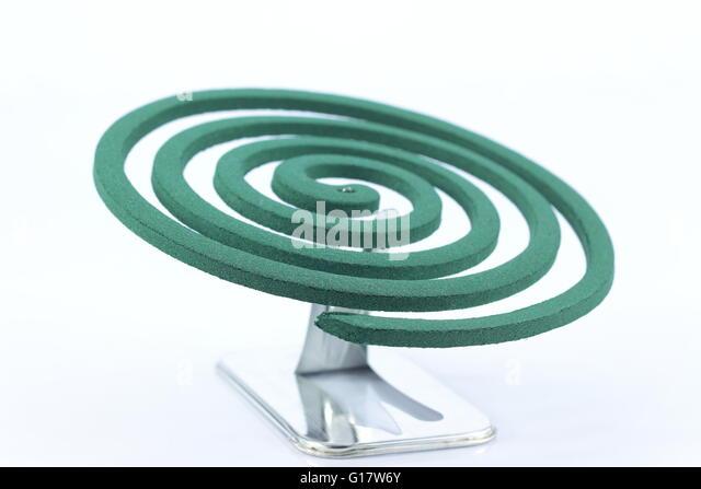 thai Mosquito repellent price inexpensive - Stock Image