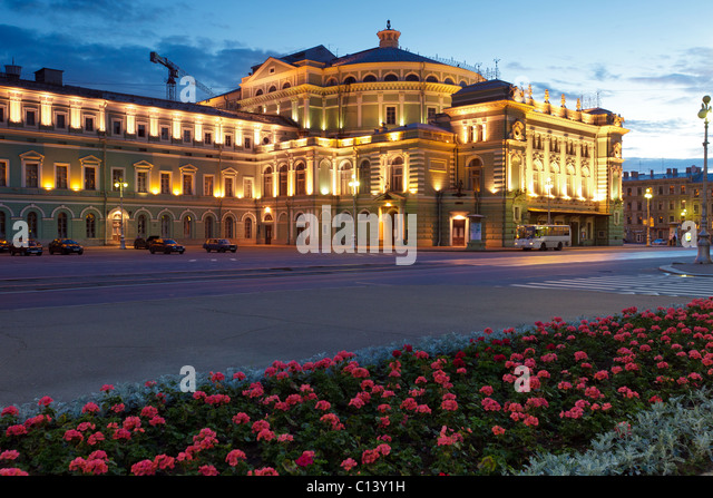 Mariinsky Theatre Stock Photos & Mariinsky Theatre Stock ...