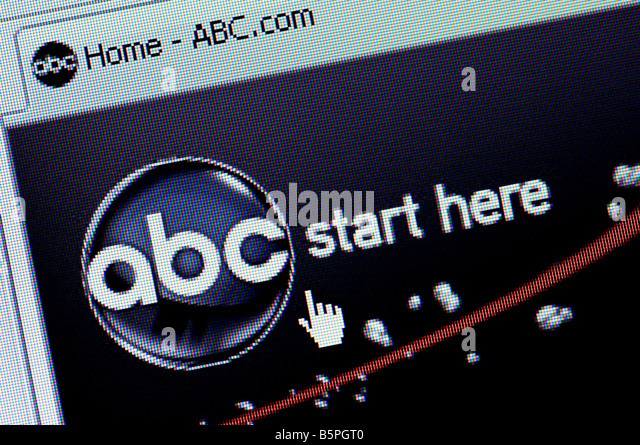 Abc tv stock photos abc tv stock images alamy for Abc motor credit gilchrist rd
