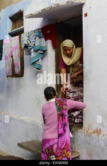 Rajasthan Village Stock Photos & Rajasthan Village Stock Images - Alamy
