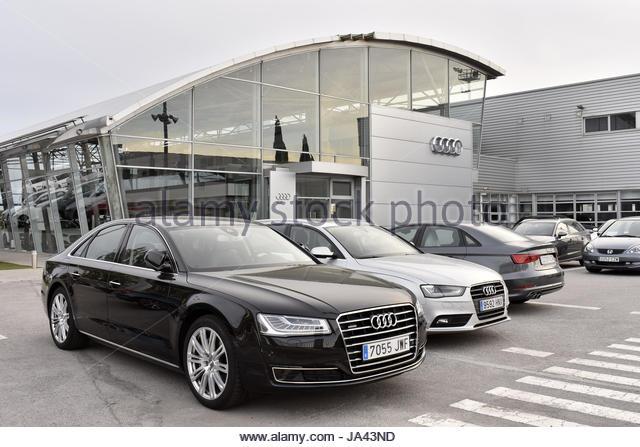 Audi Dealership Stock Photos Amp Audi Dealership Stock
