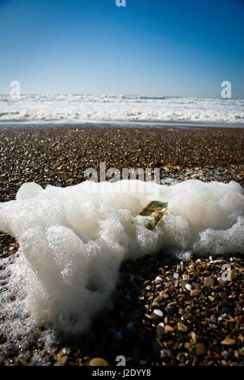 BeachedJefferson   - Stock Image