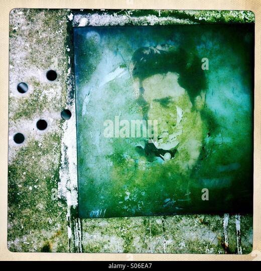 Green Elvis - Stock-Bilder
