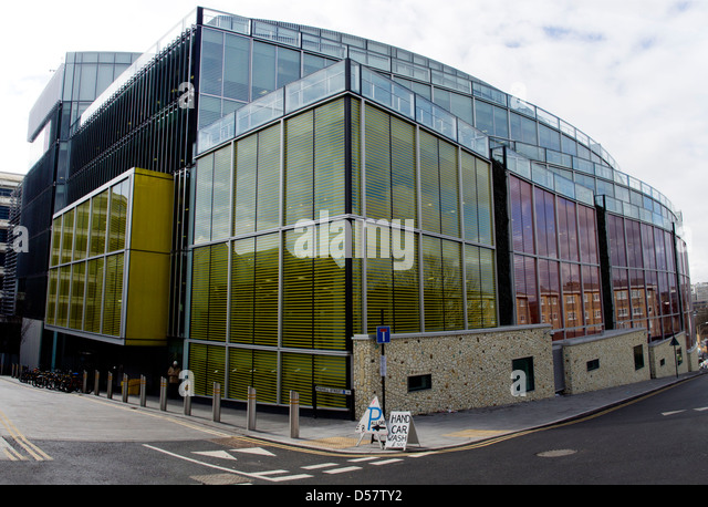 New American Express building in Brighton, Sussex, UK - Stock Image