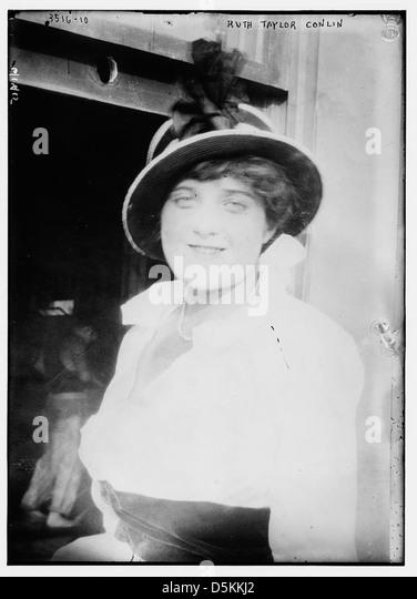 Ruth Taylor Conlin (LOC) - Stock-Bilder