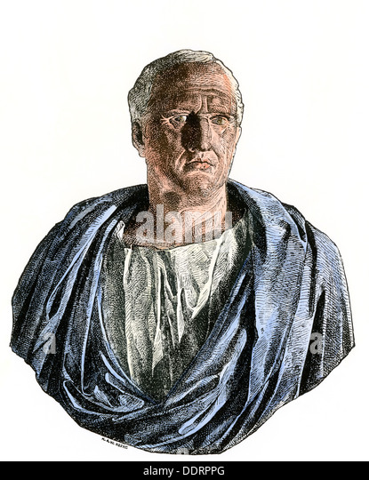 a biography of the roman philosopher cicero marcus tullius Marcus tullius cicero was born on january 3, 106 bce and was murdered on december 7, 43 bce his life coincided with the decline and fall of the roman republic, and he was an important actor in many of the significant political events of his time, and his writings are now a valuable source of information to us about those events.