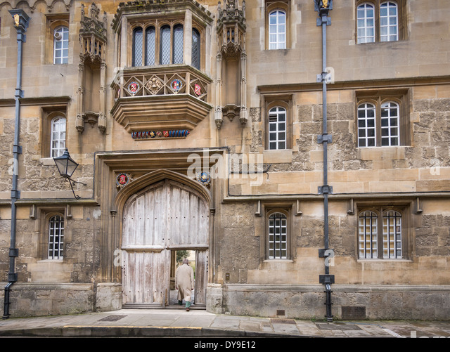 Front Foyer University : Front entrance college oxford university stock photos
