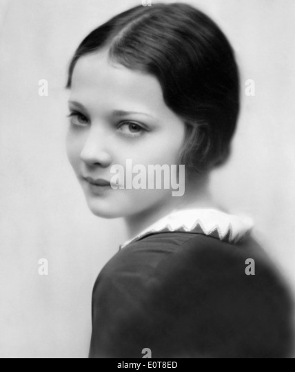 Sylvia Sidney, American, Actress, Portrait, circa 1929 - Stock Image
