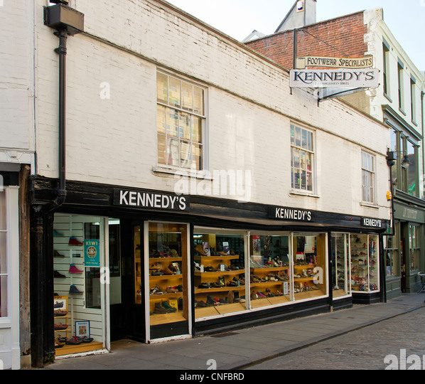 Kennedy S Shoes Canterbury
