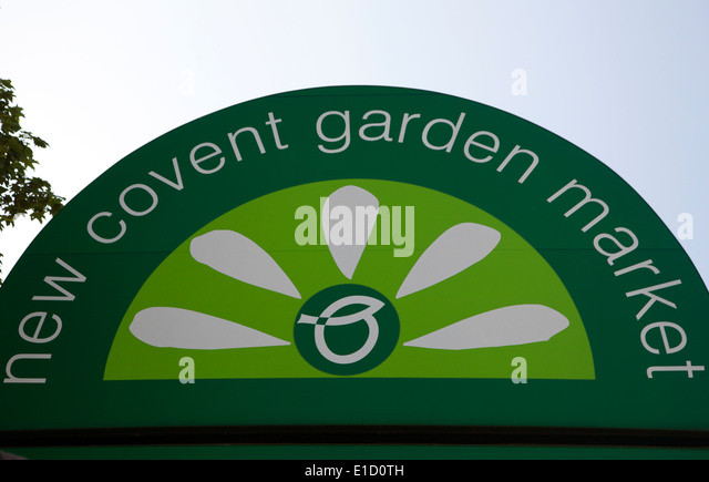 New Covent Garden Market, Nine Elms, London - Stock Image