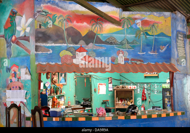 Nicaragua mural stock photos nicaragua mural stock for Mural nicaraguense