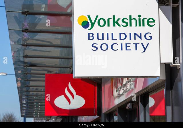 Halifax Building Society Barnsley South Yorkshire