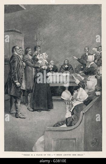 superstition and witchcraft as the central point in the salem witch trials Tituba was a 17th-century native american slave woman who was owned by samuel parris of danvers, massachusetts tituba was one of the first to be accused of practicing witchcraft during the salem witch trials which took place in 1692.