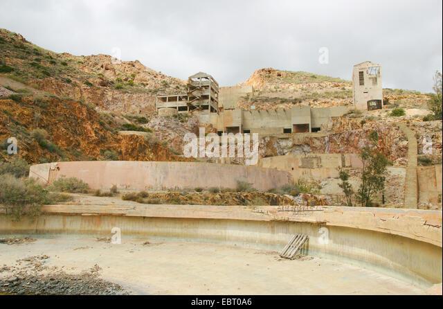 Rodalquilar stock photos rodalquilar stock images alamy for Cabo de gata spain
