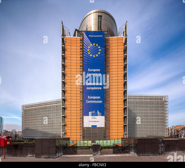 Berlaymont building stock photos berlaymont building stock images alamy - European commission office ...