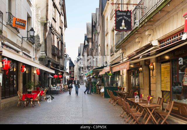 Restaurants Rue Du Grand Marche Tours