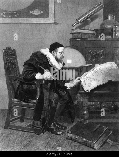 German astronomer and necromancer