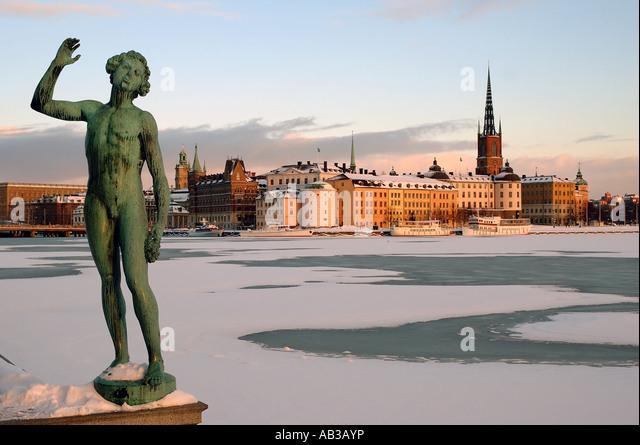 Stockholm - Stock Image