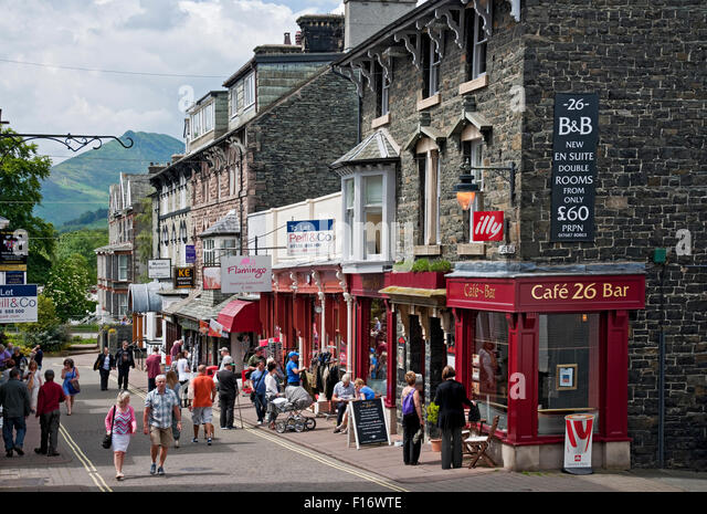 Cumbria United Kingdom  city photo : ... Lake Road Keswick Cumbria England UK United Kingdom GB Great Britain