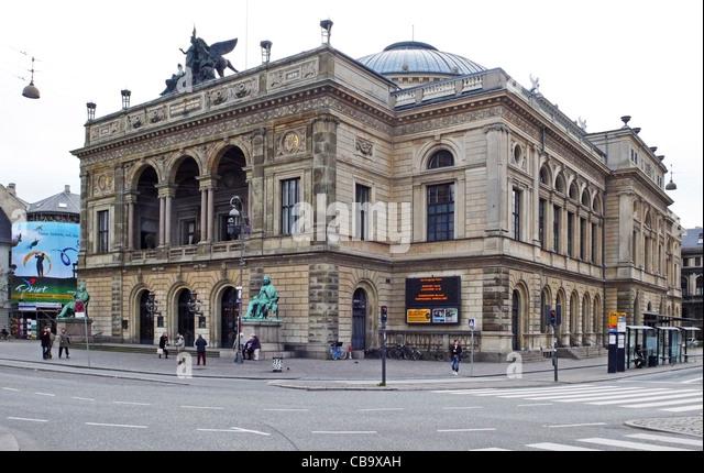 det kongelige teater billetter
