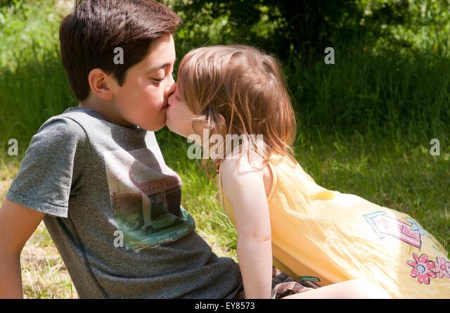 boys young Teen kissing cute