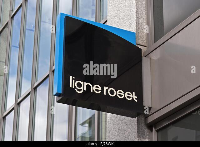Einrichtungen stock photos einrichtungen stock images for Ligne roset frankfurt