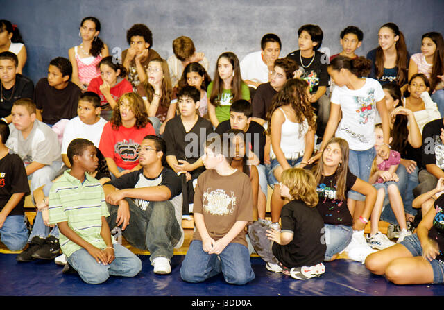 Miami Beach North Shore Park Youth Center