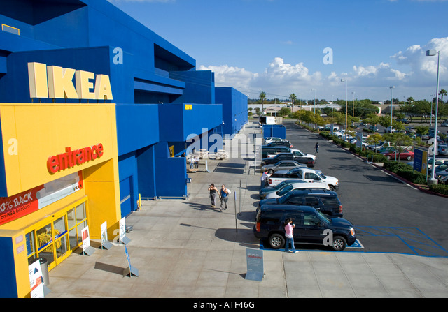 Ikea shoppers stock photos ikea shoppers stock images for Ikea carson jobs