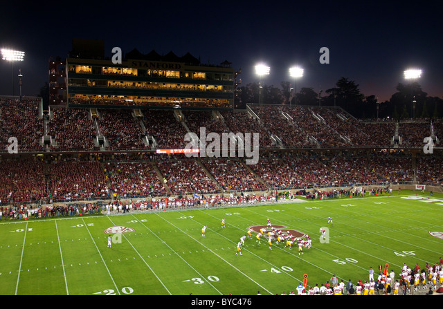 Stanford Stadium Stock Photos & Stanford Stadium Stock ...