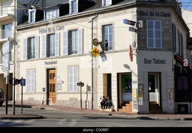 tabac cafe stock photos tabac cafe stock images alamy. Black Bedroom Furniture Sets. Home Design Ideas