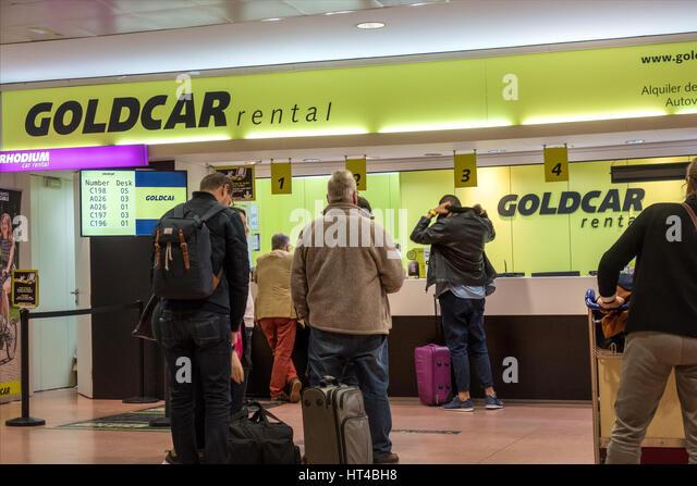 Car Hire Almeria Airport Spain
