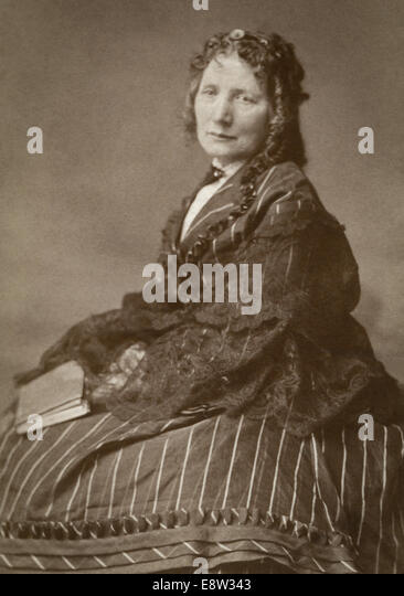 harriet beecher Harriet beecher stowe was born into one of america's most prominent religious  families the beecher family was at the forefront of many reform movements of.