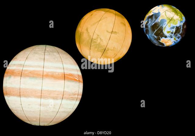 mars solar system model - photo #22