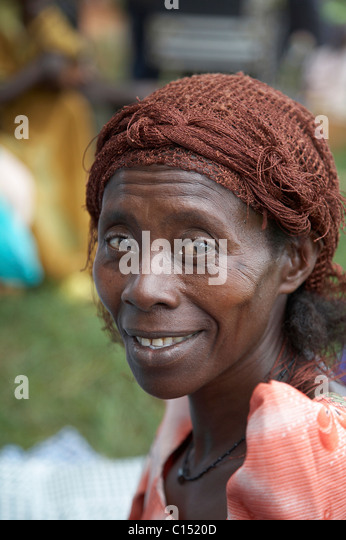 Older women in kayunga