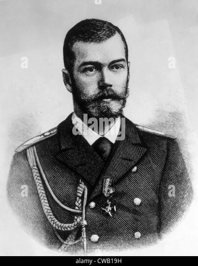 russia in 1894 Nicholas ii was the last tsar of russia under romanov rule whose handling of bloody sunday and wwi led to his abdication alexander iii, died in 1894.