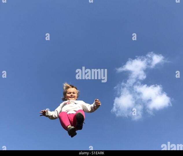 Flying high - Stock Image
