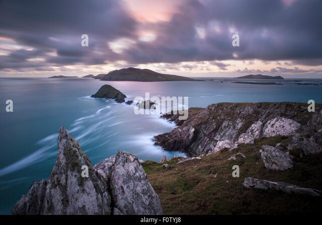 West Coast of Ireland - Stock-Bilder