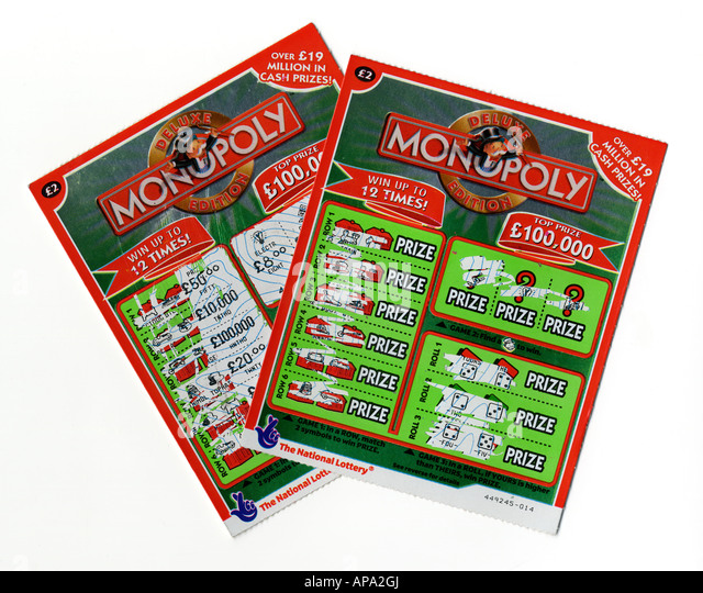 instant win scratch cards