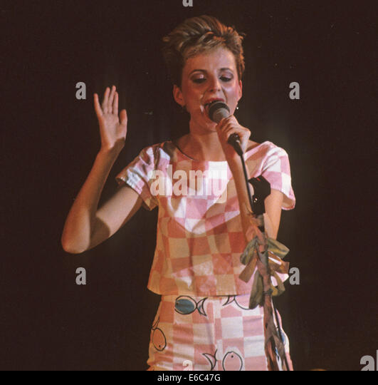 ALTERED IMAGES UK group with Claire Grogan in  1982 - Stock Image