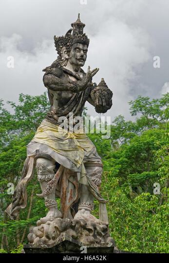 Balinese Khrisna - Stock Image