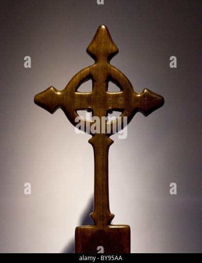 Ethiopian Wooden Cross Ethiopian Orthodox Sto...