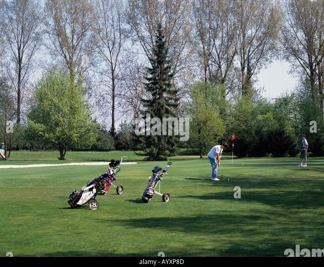 golf caddie stock photos golf caddie stock images alamy. Black Bedroom Furniture Sets. Home Design Ideas