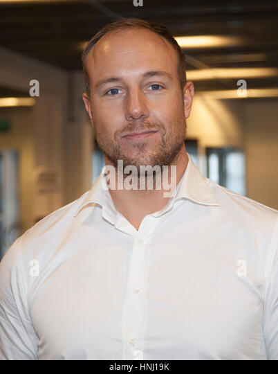 EMIL HEATON CHRISTENSEN e-sport Counter-Strike professional,today currently the manager of NIP/ Ninjas in pyjamas/ - Stock Image