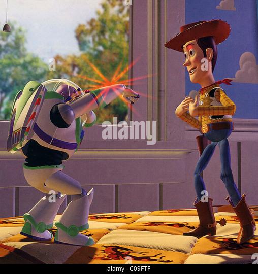 TOY STORY 1995 Pixar Animation Studios/ Walt Disney Pictures animation