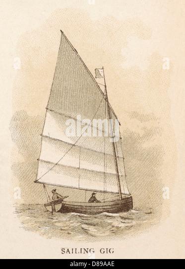 Racing Gig - Stock Image