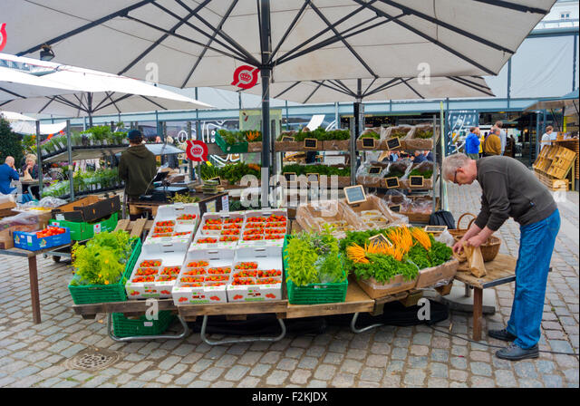 Norreport Food Market