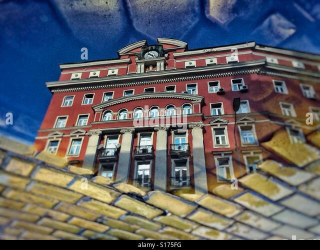 Reflection - Stock-Bilder