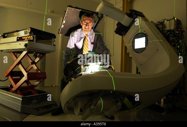radiotherapy machine manufacturer