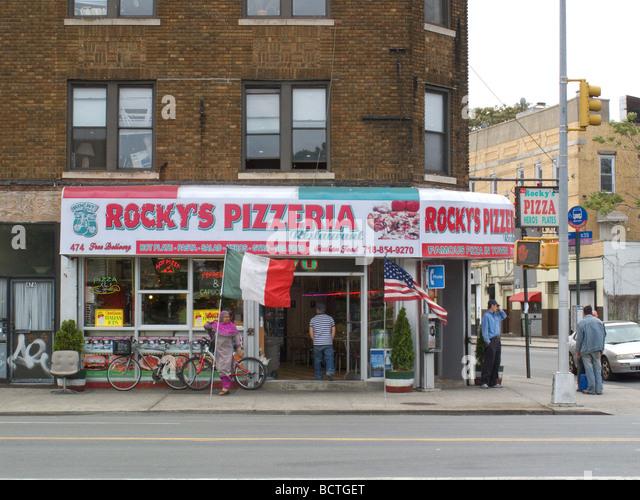 Pizza Coney Island Brooklyn Ny